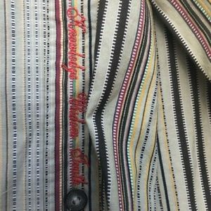 Robert Graham Shirts - Robert Graham Men's Striped Multicolor Size XL